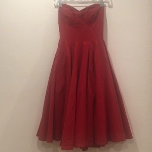 ANTHROPOLOGIE NEW GIRLS FROM SAVOY A-line Dress